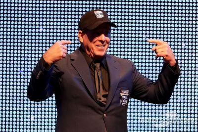 2018 NASCAR Hall of Fame üyeleri