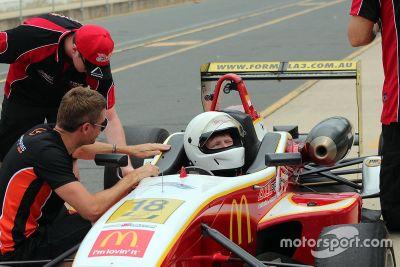 Australian F3: Sandown Raceway