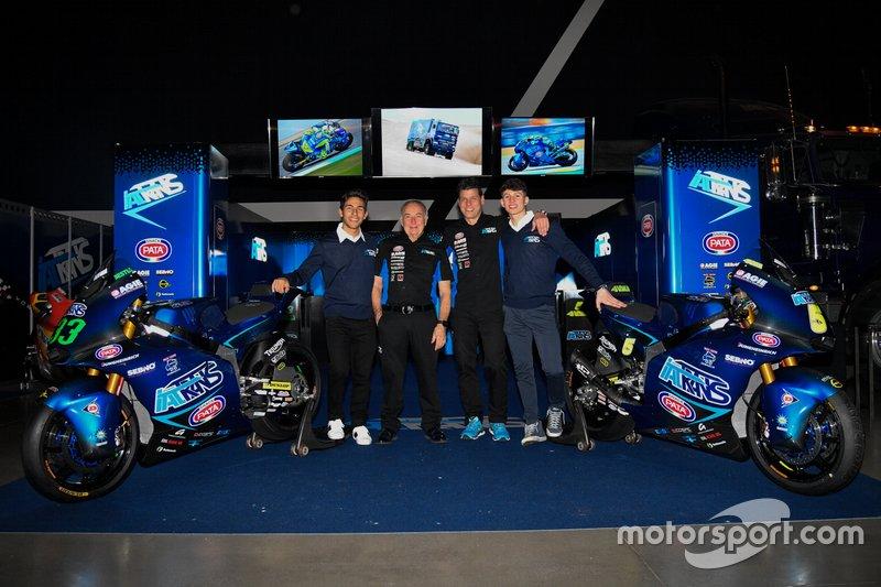 Italtrans Racing Team launch