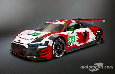 Audi Canada Daytona açıklaması
