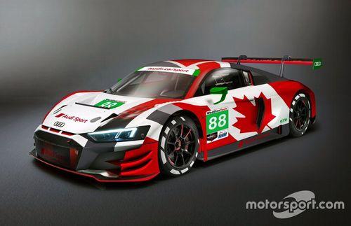 WRT Speedstar Audi Sport