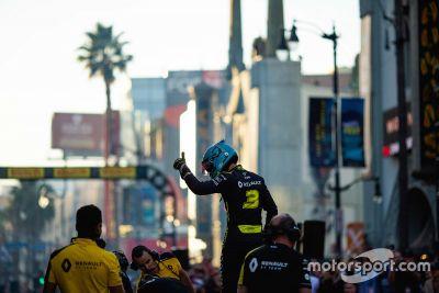 Show F1 à Hollywood