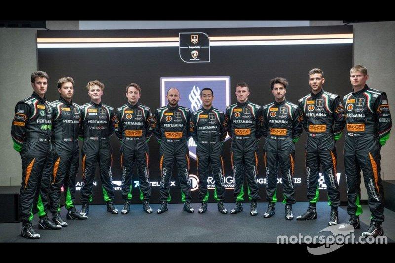 Annuncio FFF Racing team