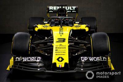 Designpräsentation: Renault R.S.20