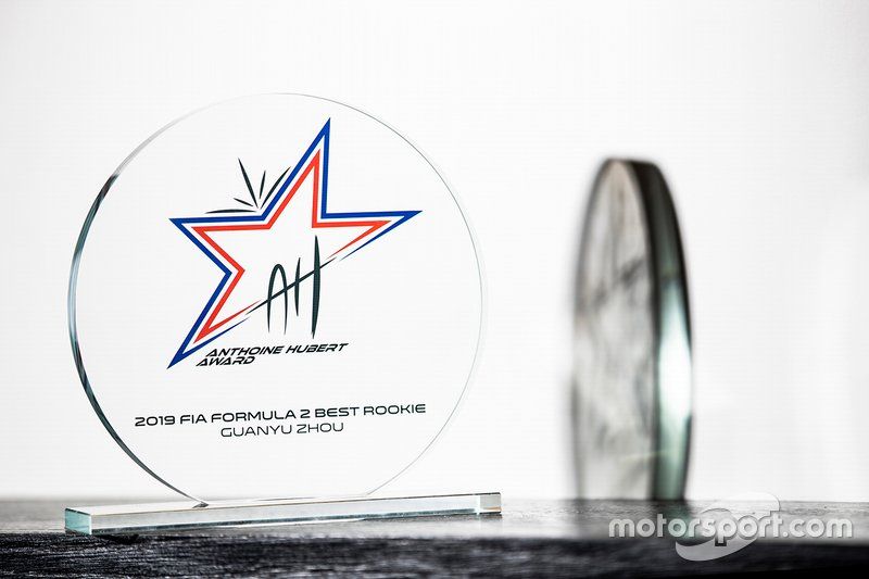 Anthoine Hubert Award