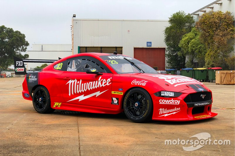 Will Davison's 2020 car unveil