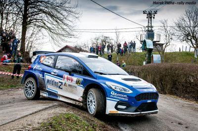INA Rally Kumrovec