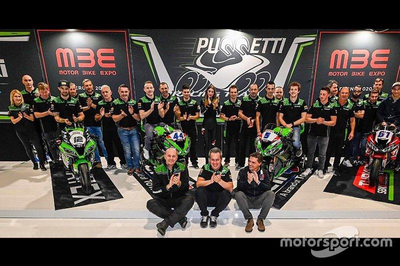 Presentazione Livrea Puccetti Racing
