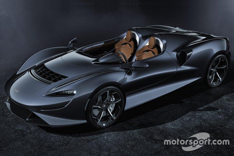 Présentation de la McLaren Elva