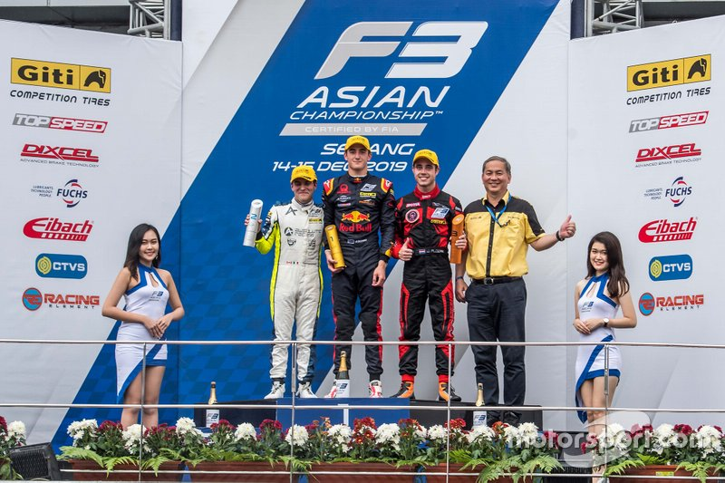 F3 Asia Winter Series: Sepang