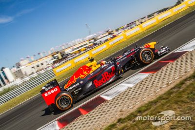 Racing day's by Max Verstappen