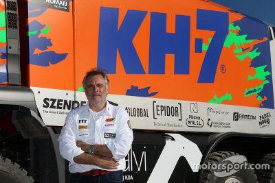 KH-7 Epsilon Team announcement