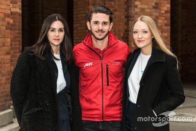 Berlin ePrix press conference
