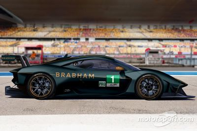 Bekanntgabe: Brabham Automotive GTE