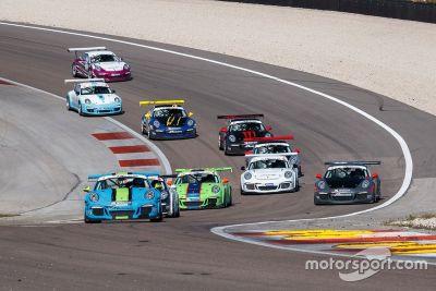 Porsche GT3 Cup Challenge Suisse: Dijon-Prenois