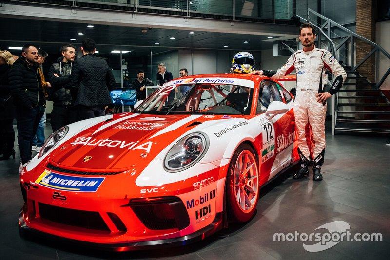 Presentazione AB Racing
