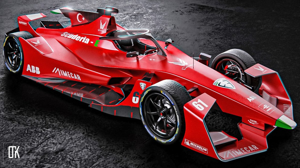 Scuderia-E Formula E Team duyurusu