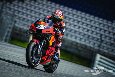 Test KTM au Red Bull Ring