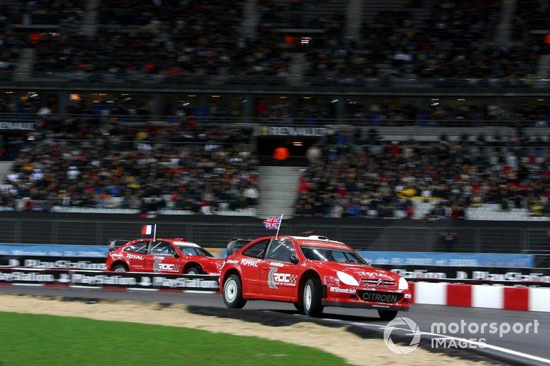 Anuncio Race of Champions