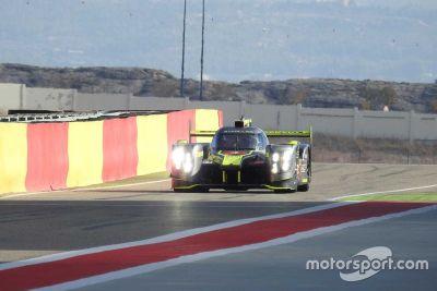 By Kolles Aragon testing