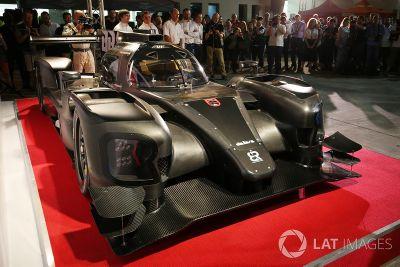 Dallara BR1 LMP1 unveil