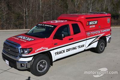 Präsentation: NASCAR Air-Titans