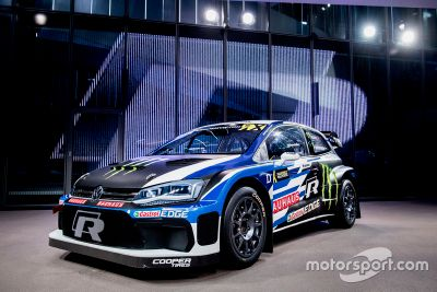 Volkswagen Motorsport launch
