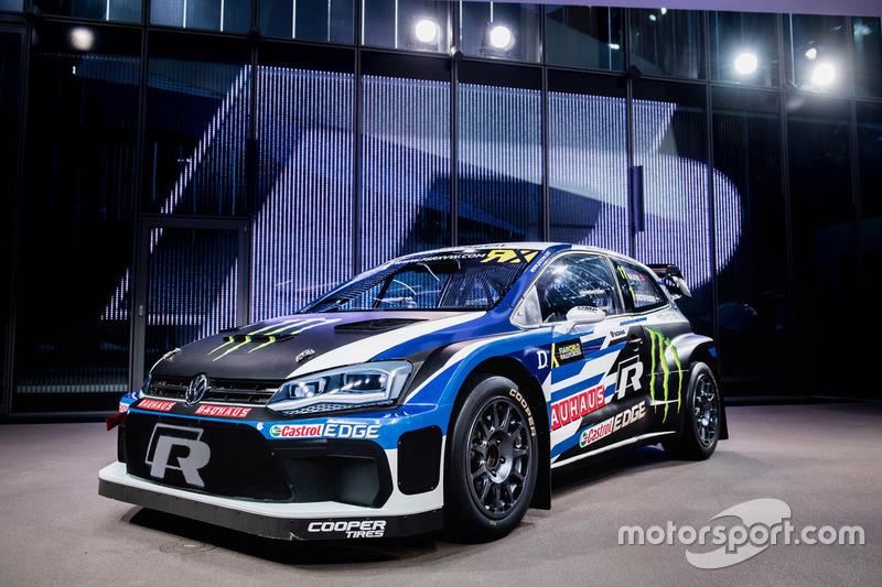 Presentazione Volkswagen Motorsport