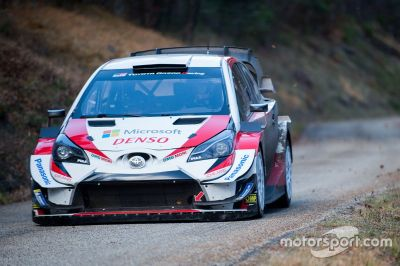 Toyota Racing December Testing