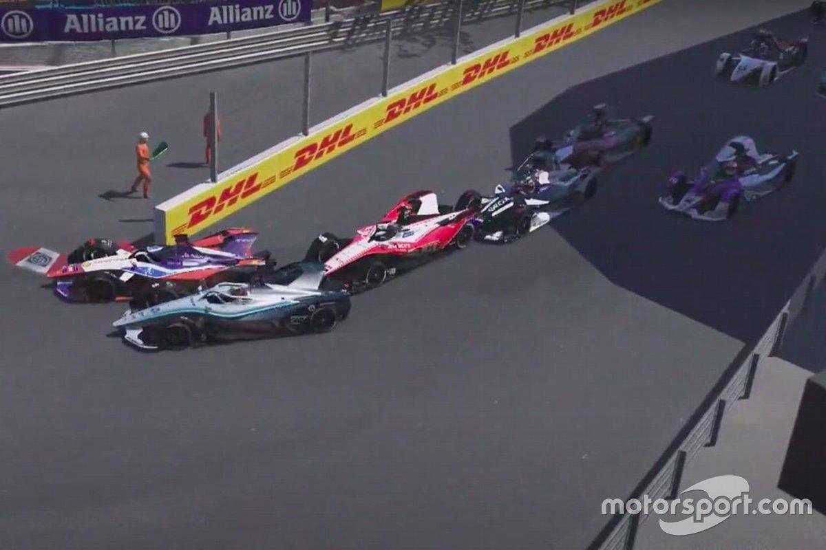 Formula E: Monaco FE Pist turu