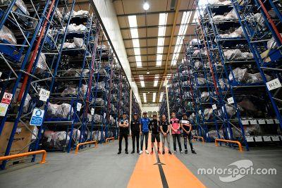 Visita a la fábrica de Triumph