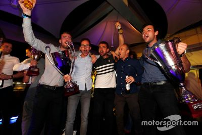 Les Awards F2 et GP3