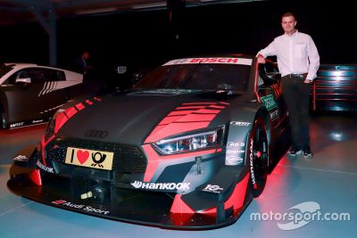Audi Sport Team WRT launch