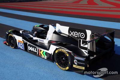 2016 Strakka Racing renk düzeni