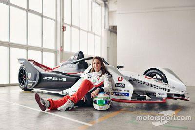 Présentation Porsche Formule E