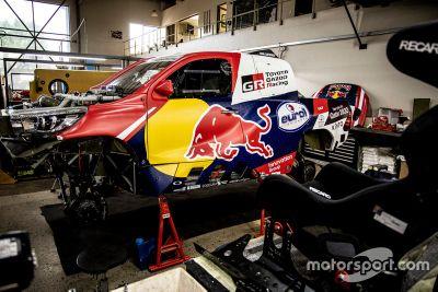 Presentación Toyota Gazoo Racing