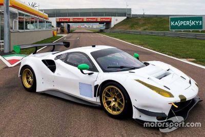 WeatherTech Racing car unveil