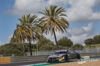 Pruebas en Jerez marzo