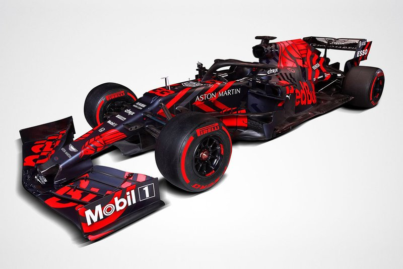 Red Bull Launch