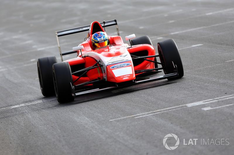 British F4 : essais d'octobre à Snetterton