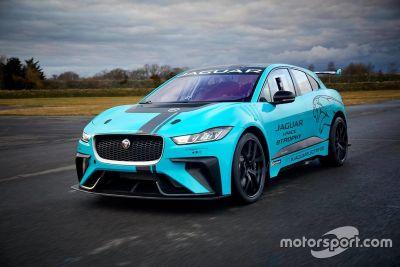 Jaguar I-PACE eTROPHY announcement