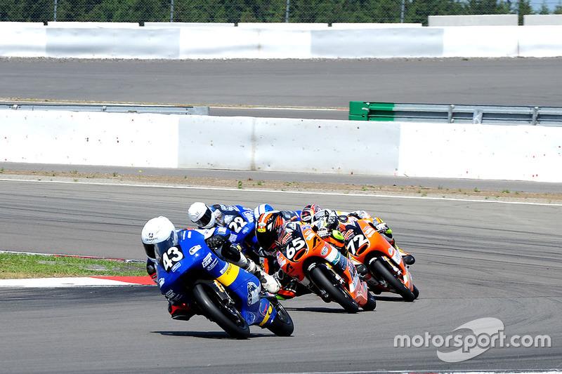 IDM 125ccm: Nürburgring