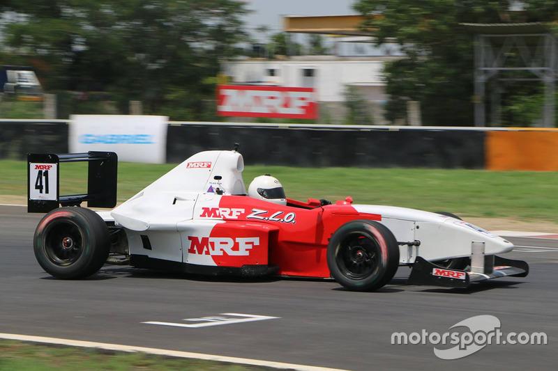 MRF 1600: Chennai III