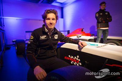 Anuncio de pilotos MP Motorsport