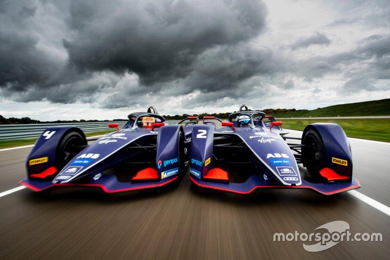Envision Virgin Racing launch