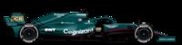 Aston Martin-Mercedes AMR21