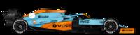 McLaren-Mercedes MCL35M