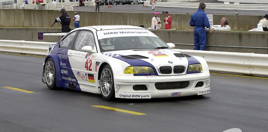 BMW withdraws M3 GTR from 2002 ALMS
