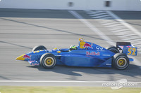 IRL: Cheever Indy Racing signs Tomas Scheckter