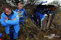 Burns inherits Argentine victory only to lose it